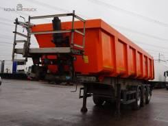 Schmitz S.KI. Продается самосвальный полуприцеп Schmitz SKI 24SL, 25 400 кг.