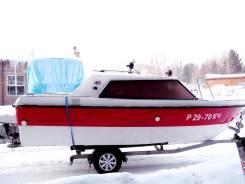 Jet Marine Murray. Год: 2003 год, длина 5,60м., двигатель стационарный, 220,00л.с., бензин