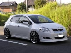 Обвес кузова аэродинамический. Toyota Auris