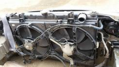 Радиатор охлаждения двигателя. Nissan Expert, VENW11, VW11, VNW11, VEW11 Nissan Tino, HV10, V10, PV10 Nissan Avenir, SW11, W11, PNW11, PW11, RNW11, RW...