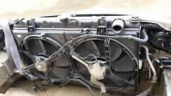 Радиатор охлаждения двигателя. Nissan Tino, V10, V10M, HV10, PV10 Nissan Avenir, W11, PNW11, RNW11, RW11, SW11, PW11 Nissan Expert, VNW11, VEW11, VENW...