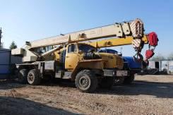 Челябинец КС-45721. Кран автомобильный КС-45721, 6 000 куб. см., 25 000 кг.