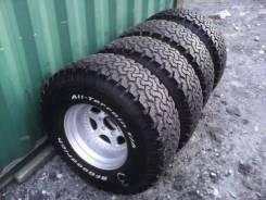 Продам колеса(литье и шины) 35/12.5 R16.5 BF Coodrich. 10.0x16.5 6x139.70 ET-50 ЦО 110,0мм.