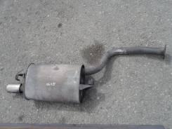 Выхлопная труба. Toyota Mark II, JZX90 Двигатель 1JZGE