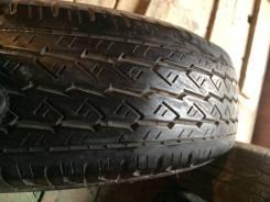Bridgestone Duravis R670. Летние, 2008 год, износ: 10%, 1 шт