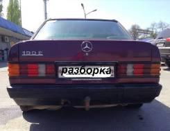 Бампер. Mercedes-Benz 190, W201 Mercedes-Benz W201
