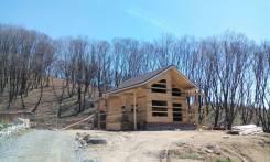Строительство домов из бруса!