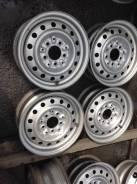 Nissan. 6.0x14, 5x114.30, ET45, ЦО 60,1мм.