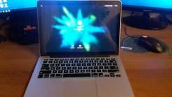 "Apple MacBook Pro 13 2014 Mid MGX72 with Retina display. 13.3"", 2,6ГГц, ОЗУ 8192 МБ и больше, диск 256 Гб, WiFi, Bluetooth, аккумулятор на 7 ч."
