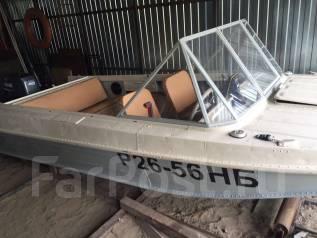 продажа моторных лодок казанка в новокузнецке
