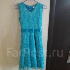 Платья. Рост: 140-146 см