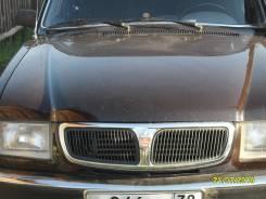 ГАЗ Волга. механика, задний, 2.3 (100 л.с.), бензин, 55 000 тыс. км