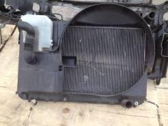 Радиатор охлаждения двигателя. Toyota Verossa, JZX110 Toyota Mark II, JZX110 Двигатель 1JZFSE