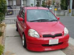 Губа. Toyota Vitz