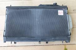 Радиатор охлаждения двигателя. Subaru Outback Subaru Legacy, BP5