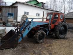 ЛТЗ Т-40АМ. Продам трактор т-40 с куном, саг, плуг