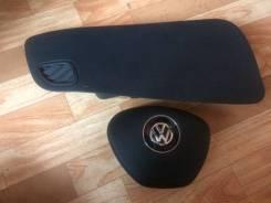 Крышка подушки безопасности. Volkswagen Polo