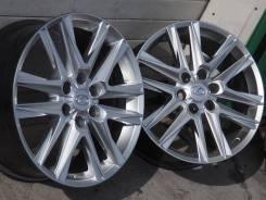 Lexus. 8.5x20, 6x139.70, ET25, ЦО 110,0мм.