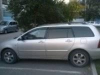Ветровик на дверь. Toyota Corolla, 16, 18, 10