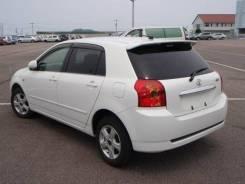 Ветровик на дверь. Toyota Allex Toyota Corolla, 16, 10, 18