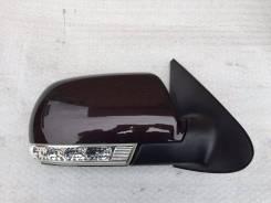 Зеркало заднего вида боковое. Hyundai Santa Fe, CM