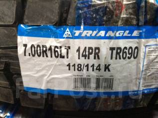 Triangle Group TR690. Летние, 2016 год, без износа, 4 шт. Под заказ