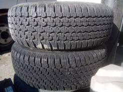 Bridgestone Desert Dueler 682. Всесезонные, 1998 год, износ: 10%, 2 шт