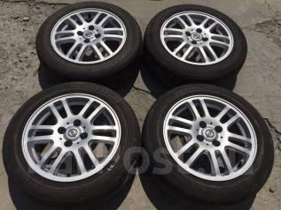 175/65 R15 Bridgestone B250 литые диски 4х100 (L12-1501). 6.0x15 4x100.00 ET40