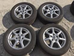 195/65 R15 Dunlop Enasave D8 литые диски 5х114.3 (L12-1508)