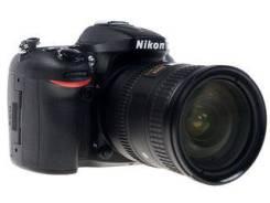Nikon D7100. 20 и более Мп, зум: 10х