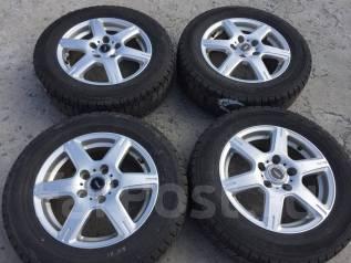 195/65 R15 Dunlop DSX литые диски 5х114.3 (L12-1512). 6.0x15 5x114.30 ET53