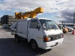 Nissan Vanette. Автовышка, 2 200 куб. см., 6 м.