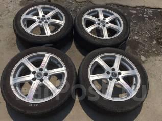 175/60 R16 Dunlop SP Sport 2030 литые диски 5х100 (L12-1601). 6.0x16 5x100.00 ET42