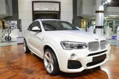 Обвес кузова аэродинамический. BMW X4, F26. Под заказ