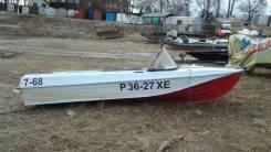 Казанка-5М2. Год: 1982 год, длина 4,00м., двигатель подвесной, 30,00л.с., бензин