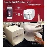 Принтер для маникюра , печати на ногтях O'2 Nails .