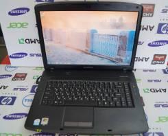 """Acer Aspire. 15.4"""", 2,0ГГц, ОЗУ 3072 Мб, диск 120 Гб, WiFi, Bluetooth, аккумулятор на 1 ч."""