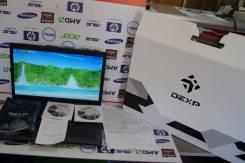 """DEXP Atlas. 17.3"""", 3,3ГГц, ОЗУ 8192 МБ и больше, диск 1 000 Гб, WiFi, Bluetooth, аккумулятор на 4 ч."""