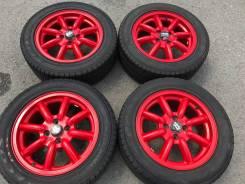 Black Racing. 6.5x15, 4x100.00, ET45, ЦО 61,0мм.