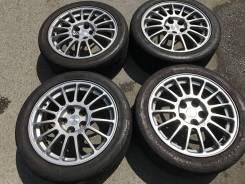 OZ Racing. 7.5x17, 5x114.30, ET38, ЦО 66,0мм.