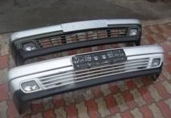 Mercedes W210 Мерседес 98 бампер передний в сборе