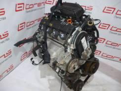 Двигатель в сборе. Honda Stream, RN1 Двигатели: D17A, D17AVTEC, D17A2