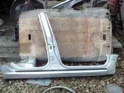 Порог пластиковый. Peugeot 307