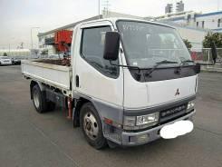Mitsubishi Canter. Продается манипулятор Мицубиси Кантер, 5 200 куб. см., 4 000 кг., 7 м.