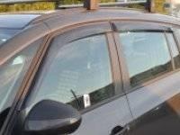 Ветровик на дверь. Opel Zafira