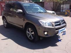 Toyota RAV4. автомат, 4wd, 2.4 (170 л.с.), бензин, 102 тыс. км