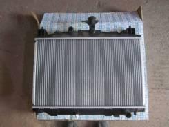 Радиатор охлаждения двигателя. Mazda Mazda2