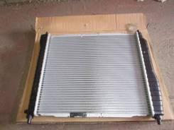 Радиатор охлаждения двигателя. Chevrolet Aveo, T200, T250