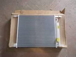 Радиатор кондиционера. Chevrolet Aveo, T200, T250