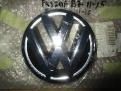 Эмблема. Volkswagen Passat, 3G2, 3G5 Volkswagen Tiguan, 5N1, 5N2, AD1 Двигатели: CHHB, CJSA, CJSC, CRLB, CUAA, CZCA, CZDA, CZEA, DCXA, DDAA, BWK, CAVA...